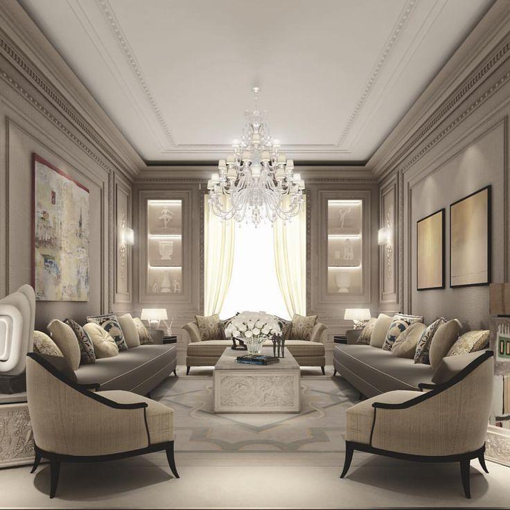 classic interior design دکوراسیون داخلی منزل