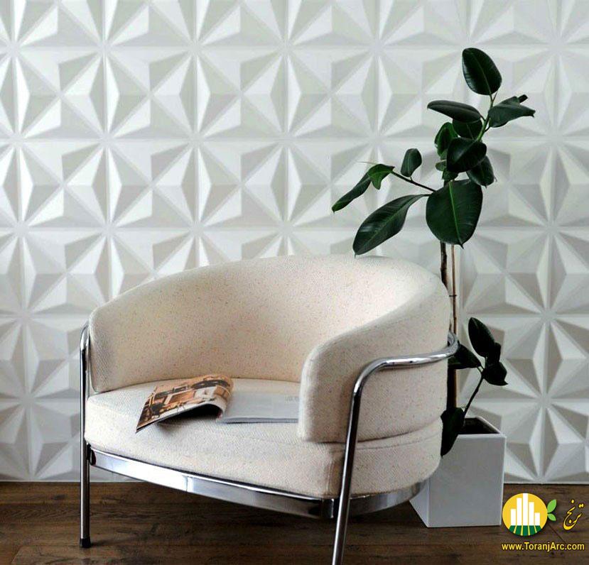 leather panel دیوار پوش های PVC و MDF