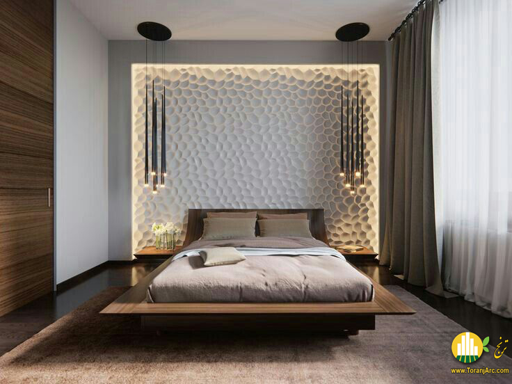 pvc panels دیوار پوش های PVC و MDF