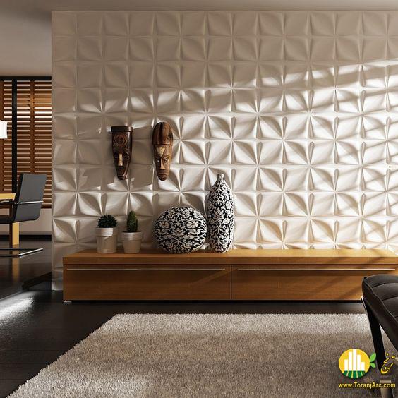 pvc wall panel دیوار پوش های PVC و MDF