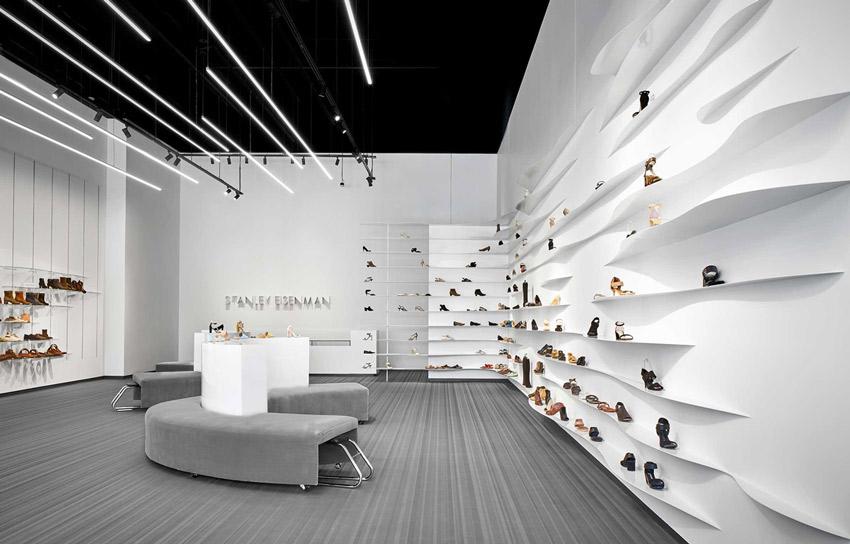 shop decoration 03 طراحی دکوراسیون فروشگاه