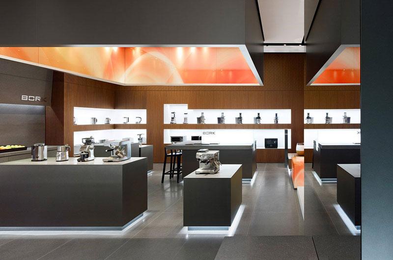 Home Appliance Store Decoration طراحی دکوراسیون فروشگاه
