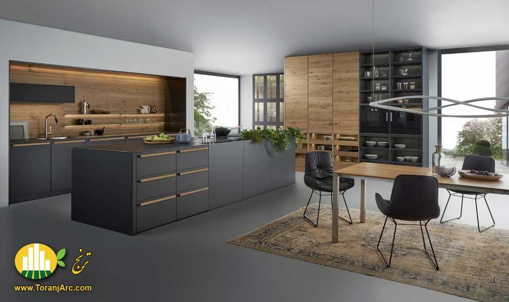 kitchen decor مدرن ترین طراحی دکوراسیون داخلی در سال 2021