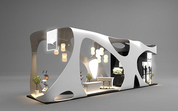 Exhibition decoration دکوراسیون نمایشگاه