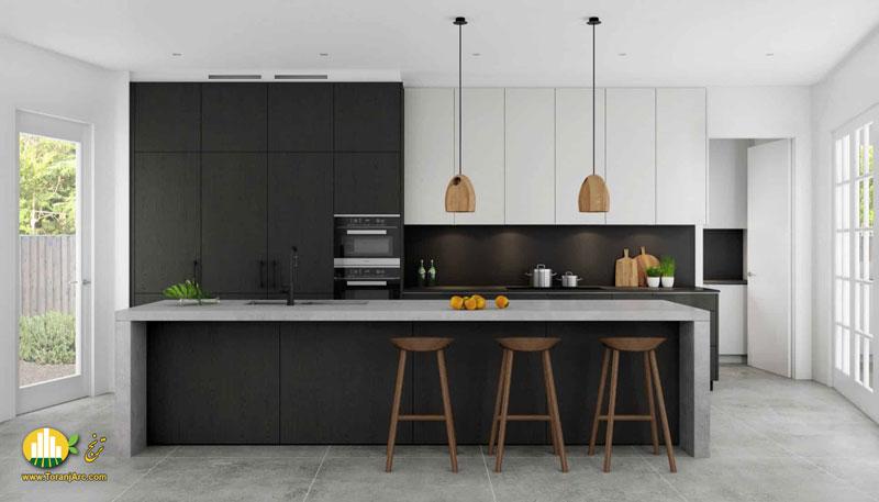 Modern Kitchen Designs خرید کابینت آشپزخانه