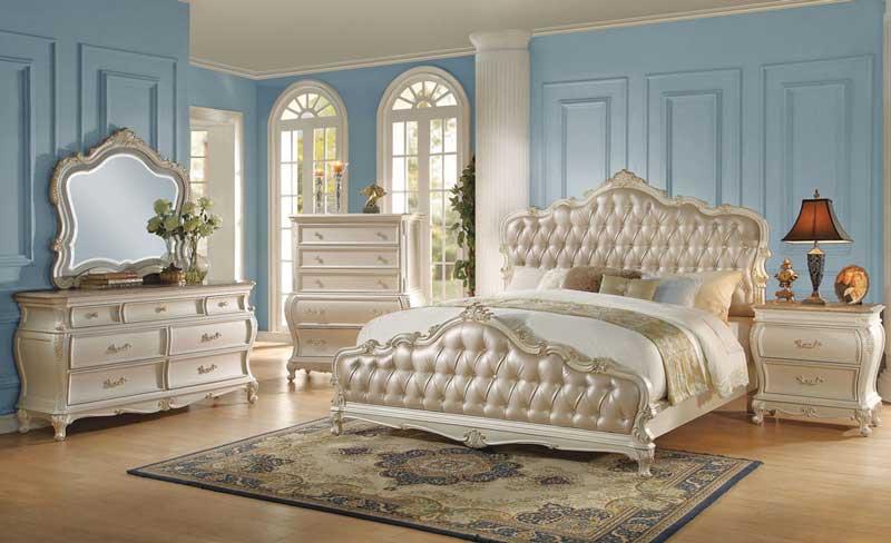 classic bed design خرید تخت خواب
