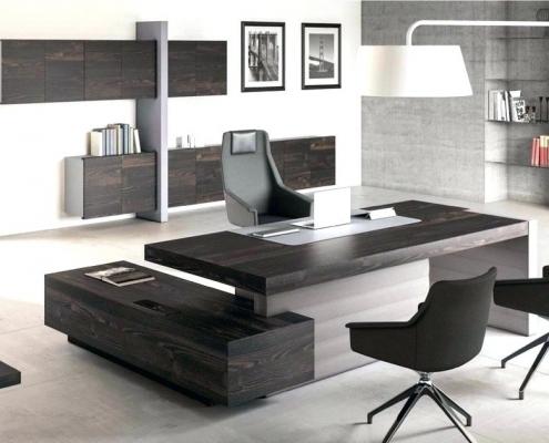 طراحی دکوراسیون داخلی دفتر کار کوچک