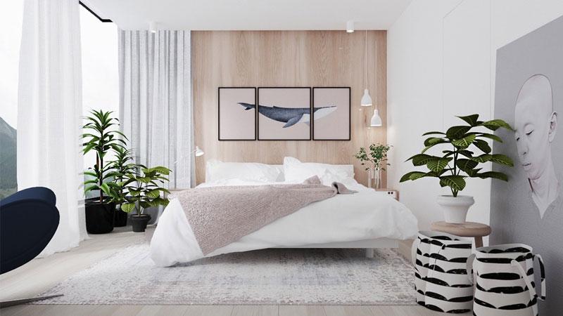 bedroom 01 مدرن ترین طراحی دکوراسیون داخلی در سال 2021
