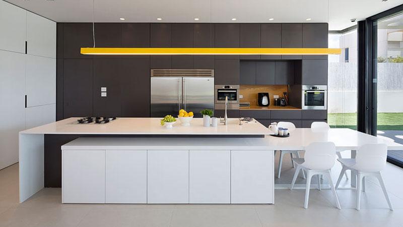 kitchen decor 01 مدرن ترین طراحی دکوراسیون داخلی در سال 2021