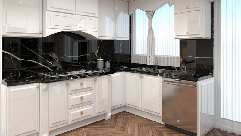 buy enzo خرید کابینت آشپزخانه