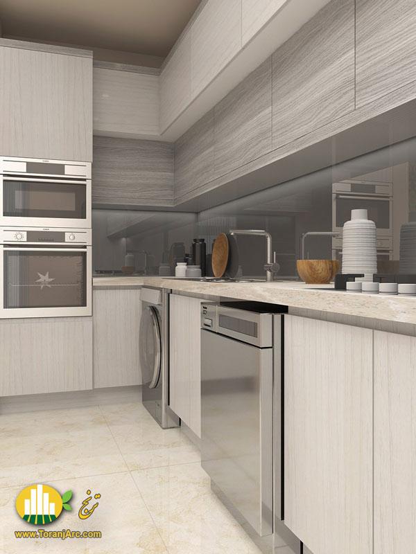 modern cabinet طراحی کابینت مدرن آشپزخانه
