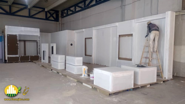 arvand 04 705x397 طراحی و ساخت غرفه های نمایشگاهی