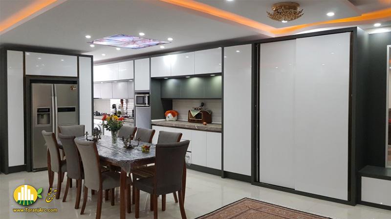 new kitchen 01 دکوراسیون آشپزخانه