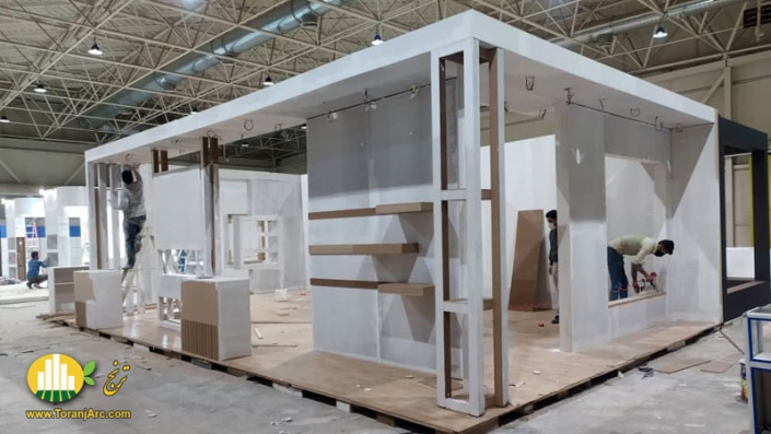 padena 03 1 705x397 طراحی و ساخت غرفه های نمایشگاهی